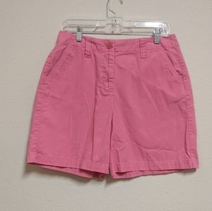 3for$20 pink shorts size 8